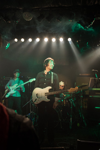 The BECK's live at Crawdaddy Club, Tokyo, 08 Apr 2017 -00339