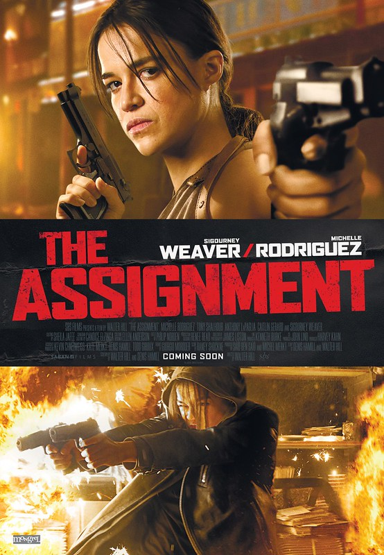 The Assignment - Poster 1