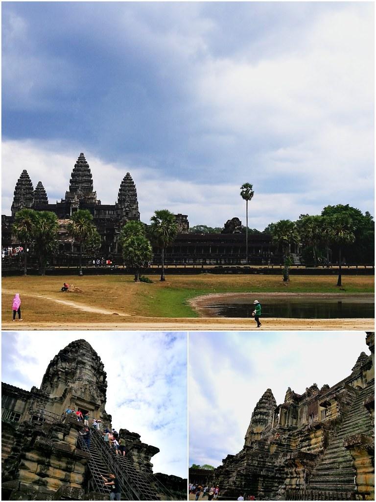 siem reap one day itinerary: angkor wat complex | www.wearejuanderers.com