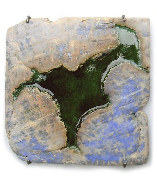 Ceramic artist Alda Brunenberg