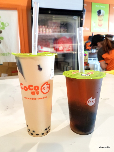 3 Guys, Winter Melon Juice with Grass Jelly
