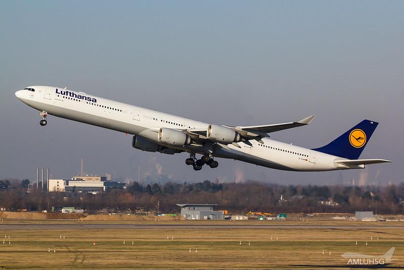 Lufthansa - A346 - D-AIHW (1)