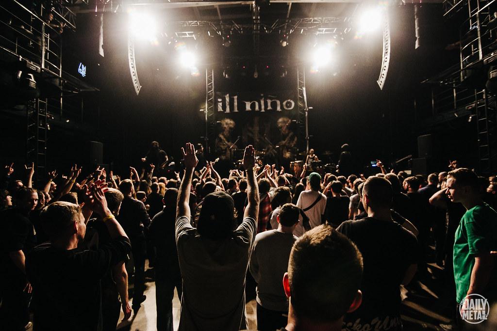 Ill Nino | 12.04 | Bel Etage