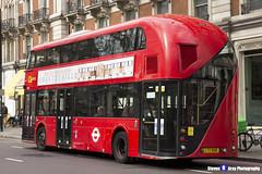 Wrightbus NRM NBFL - LTZ 1068 - LT68 - Liverpool Street 11 - Go Ahead London - London 2017 - Steven Gray - IMG_9582