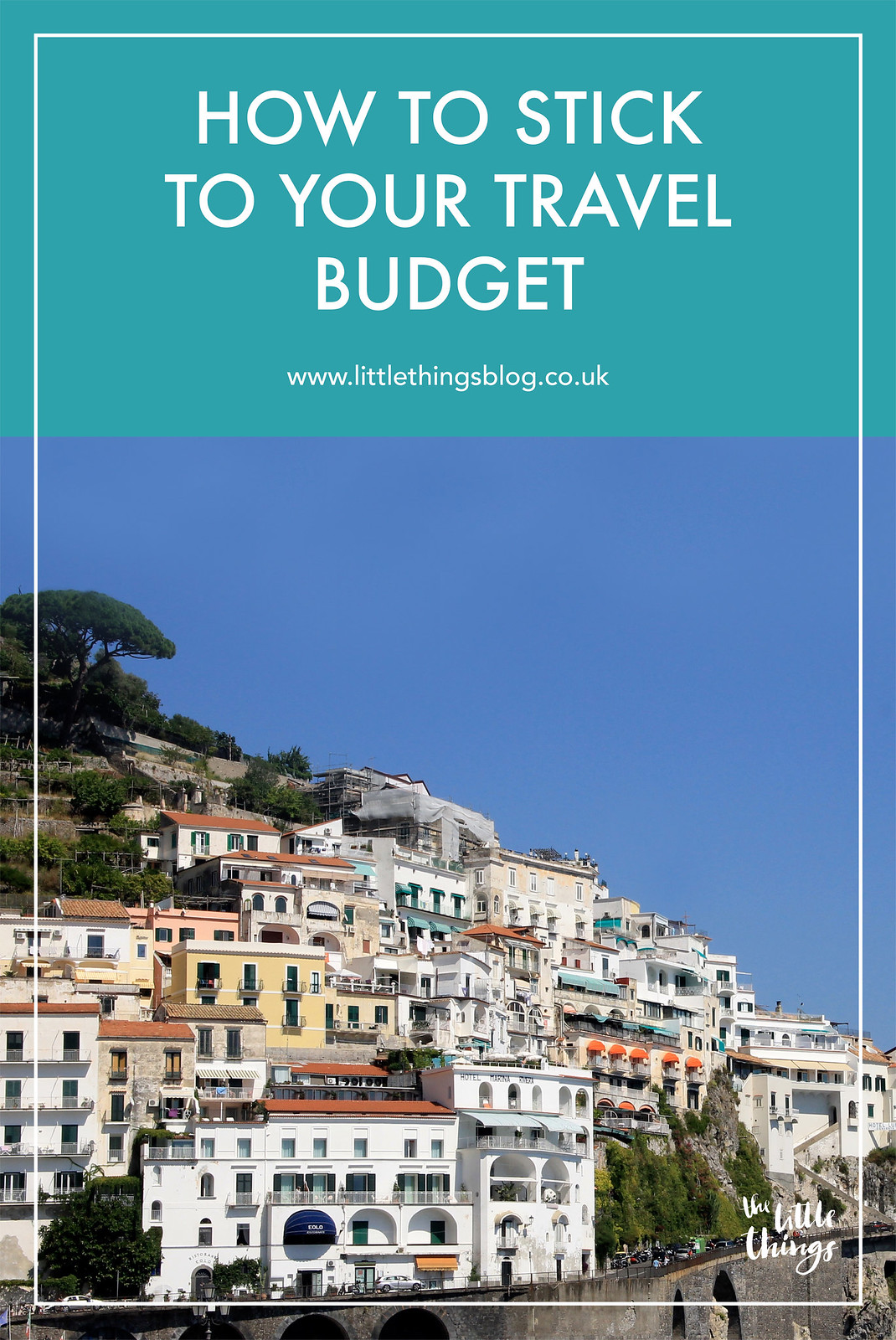 how to budget for travelling UK blogger