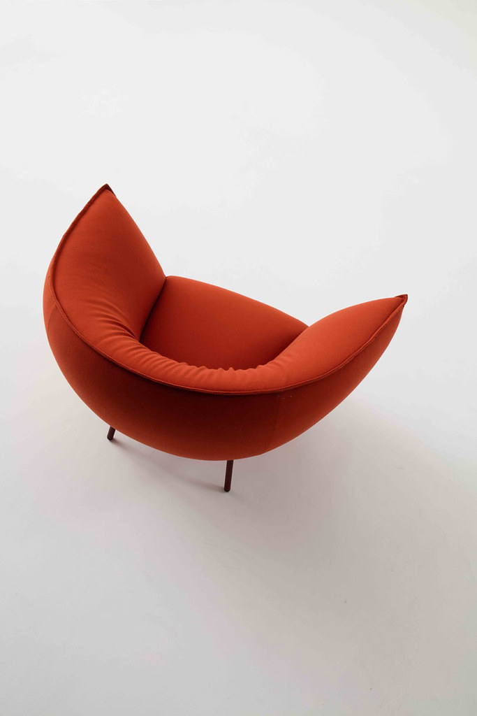Comfortable modern sofa and lounge Chair by Luca Nichetto for Coedition Sundeno_14