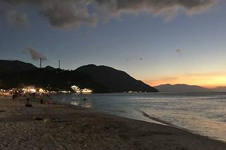 Puerto Galera - Beach  sunset