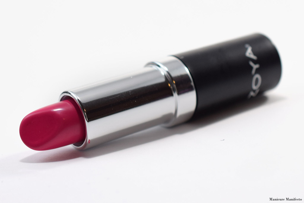 Zoya candy lipstick