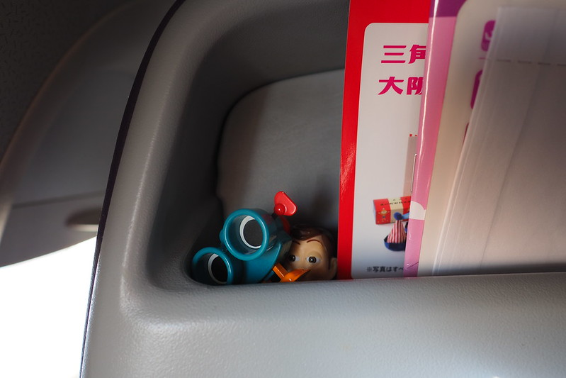胡迪去旅行|Woody's trip.