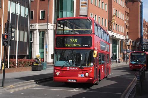 Arriva London VLA176 LJ55BVH