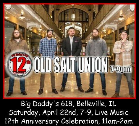 Big Daddy's 618 4-22-17