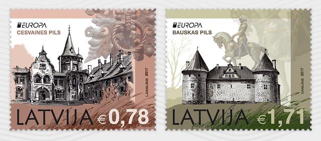 Pastmarkas Eiropa - Pilis