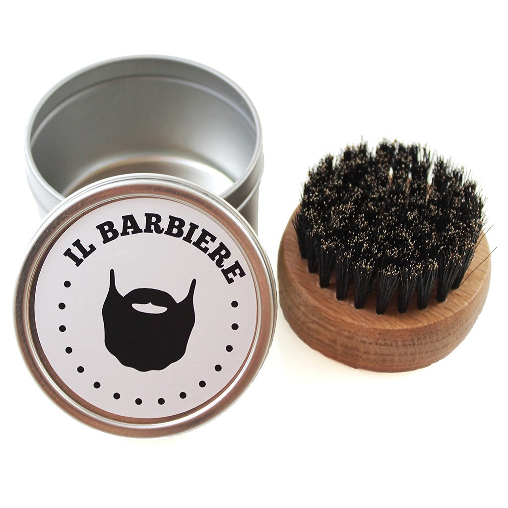Beard brush kit