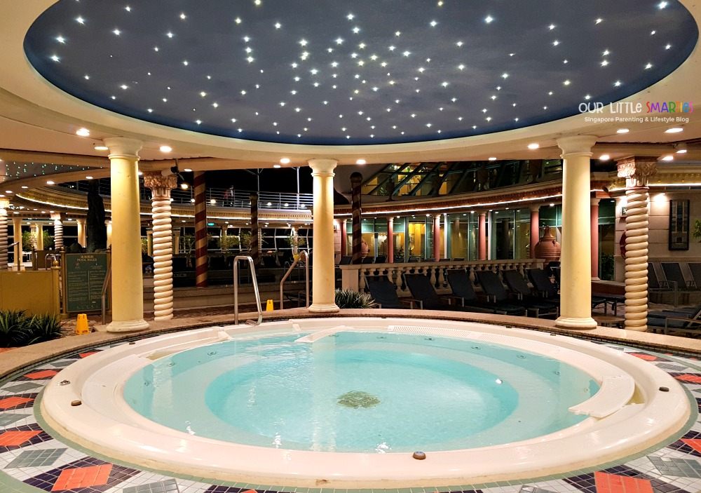 Solarium Pool Mariner of the Seas