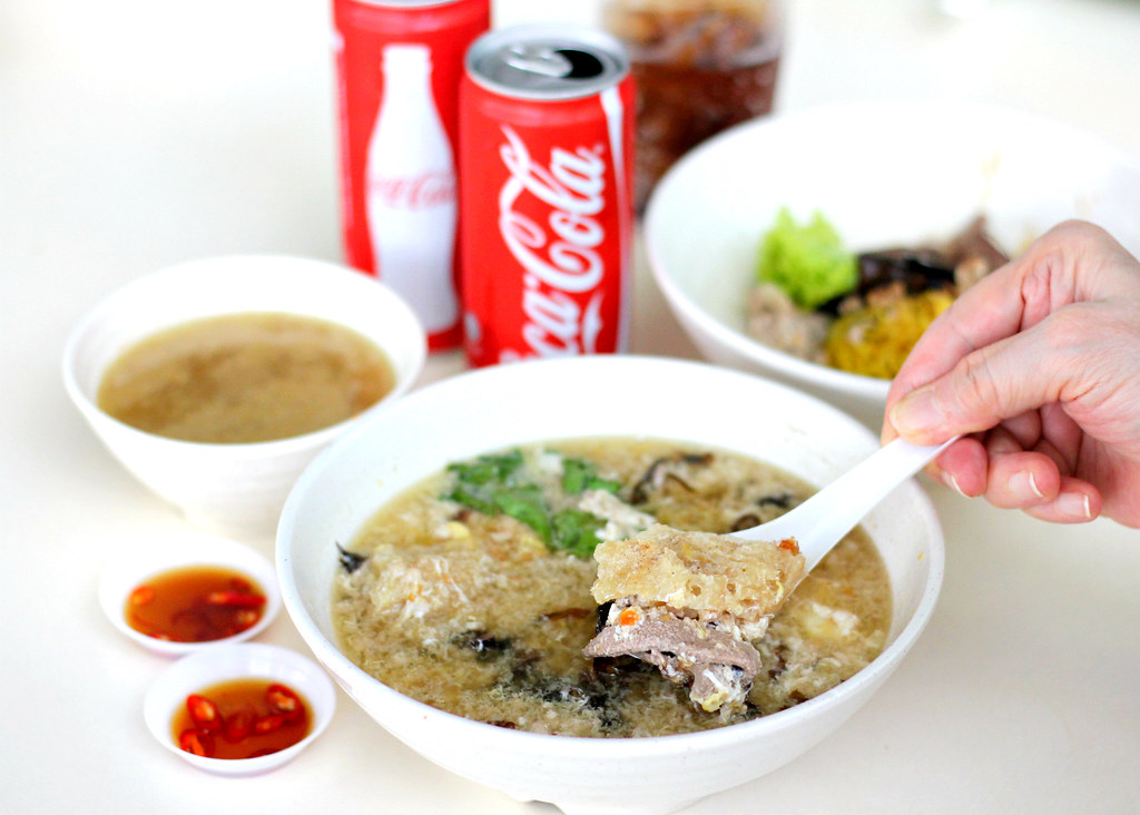 Singapore Street Food: Seng Kee Coca Cola