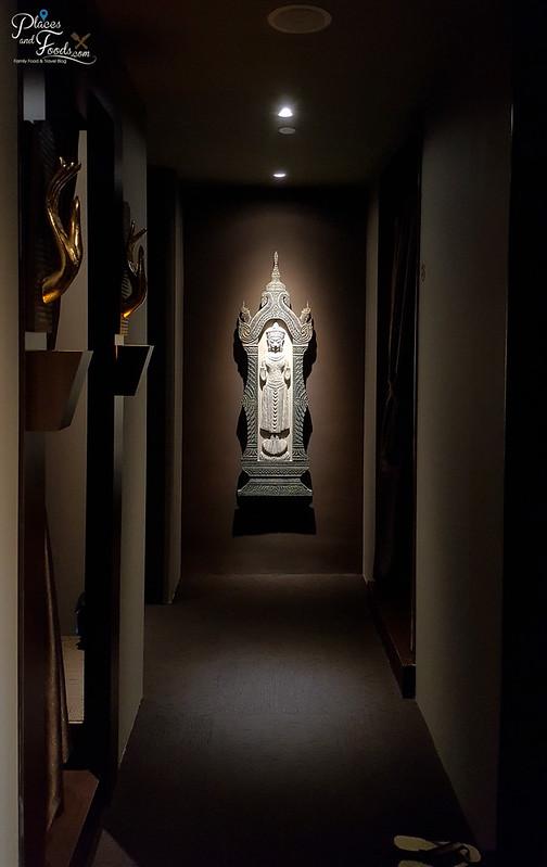 thai odyssey klcc hallway