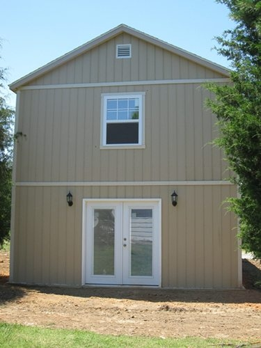Home Depot Sheds Two Story