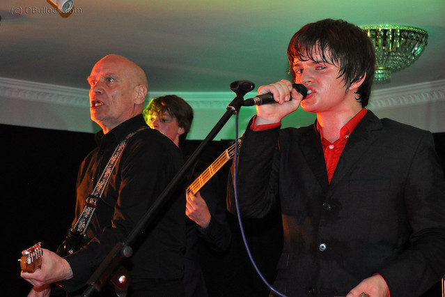 The 45's with guest Wilko Johnson | Flickr - Photo Sharing!