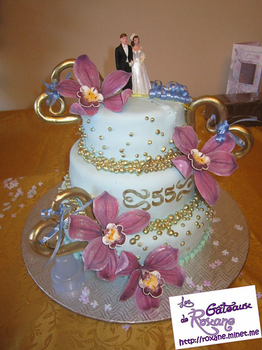 Gateau De Mariage Naked Cake Aix En Provence