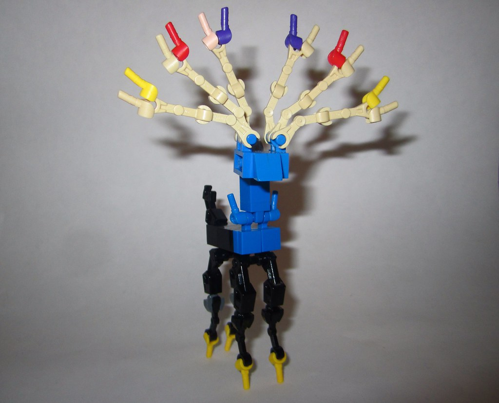 Xerneas haven 39 t uploaded in a while let alone a pokemon - Lego pokemon rayquaza ...