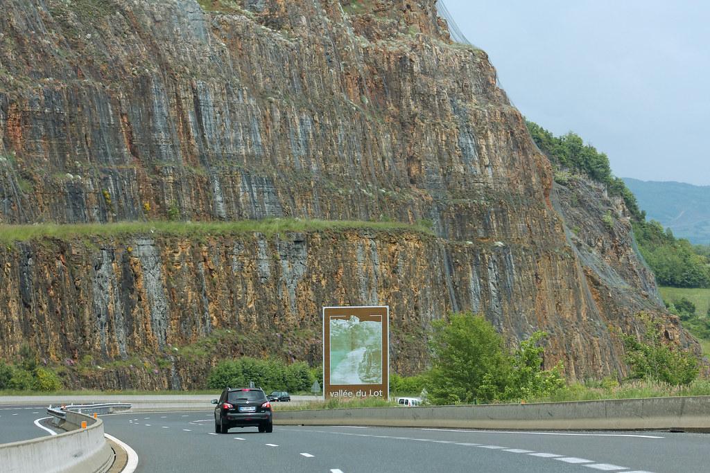 Autoroute A75 La Mridienne