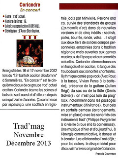 TradMag critique Viu | by contact@coriandre