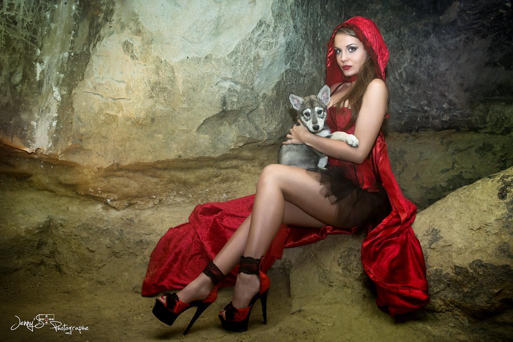 Little Red Riding Hood  Le Petit Chaperon Rouge -3884