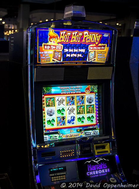 newest slot machines at harrahs cherokee