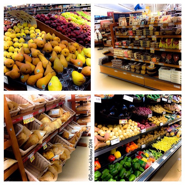 28/2/2014 - groceries {my favorites; fruits, veggies, bread & baked goods} #photoaday #groceries #metro #picton