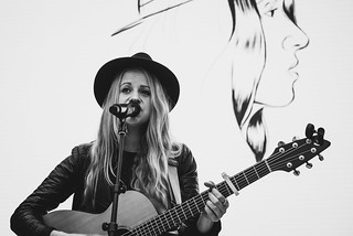 Anna Pancaldi at Regent's Street Apple Store | by p_a_h