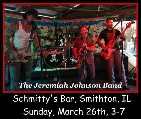 The Jeremiah Johnson Band 3-26-17