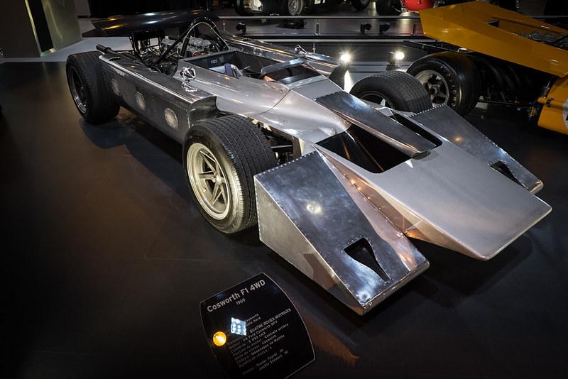 F1 Cosworth 4WD
