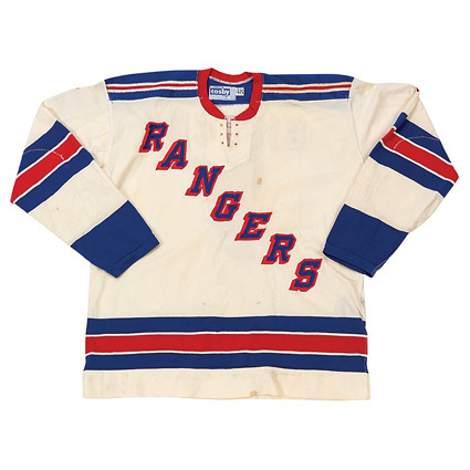 New York Rangers 1971-72 F jersey