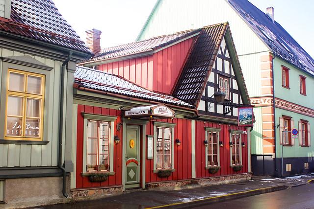 Pärnu en Estonia