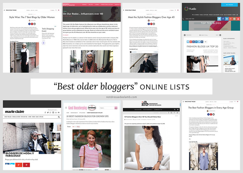 "Why I Wish the ""Best Over 40 Bloggers"" Lists Were More Varied 