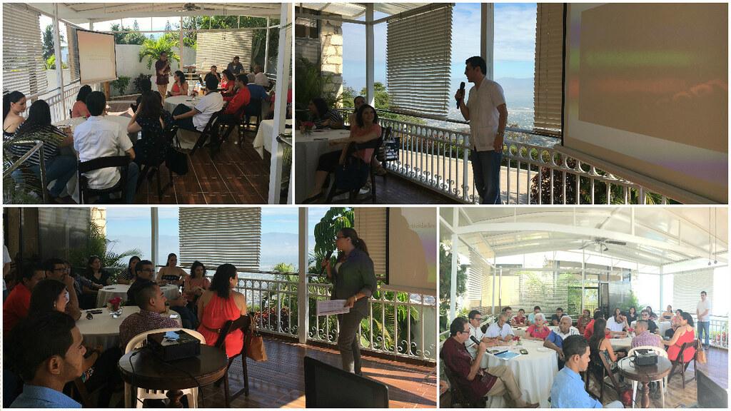 Reunión Informativa con la Comunidad Mexicana residente en Haití