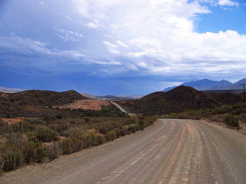 Kammanassie road