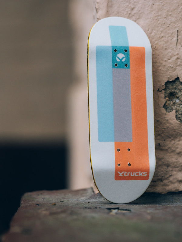 Yellowood - Ytrucks Neutral 34mm