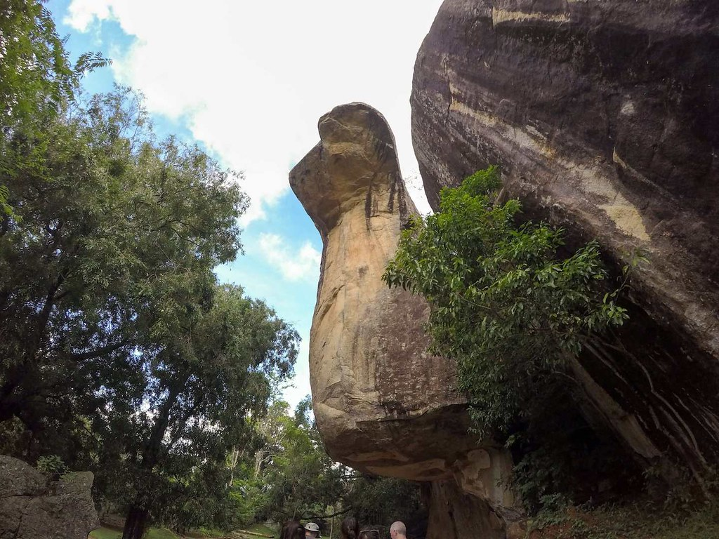 Interesting rocks around the Lion Rock 2
