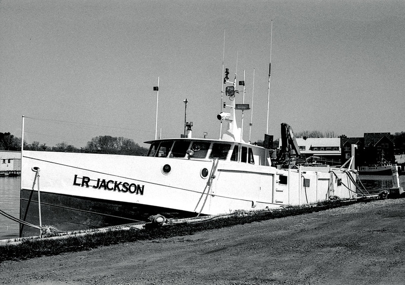 LR Jackson