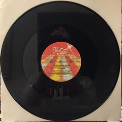 D TRAIN:YOU'RE THE ONE FOR ME(RECORD SIDE-A)