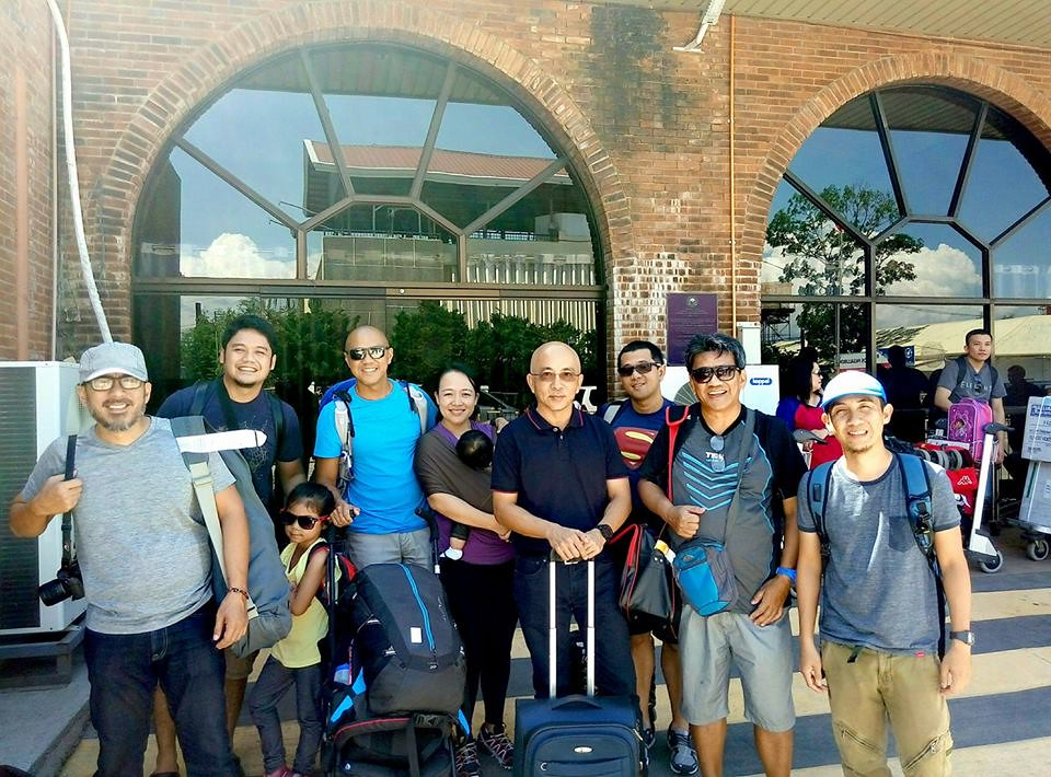 Touchdown Laoag! - Photo from Rene Villarta
