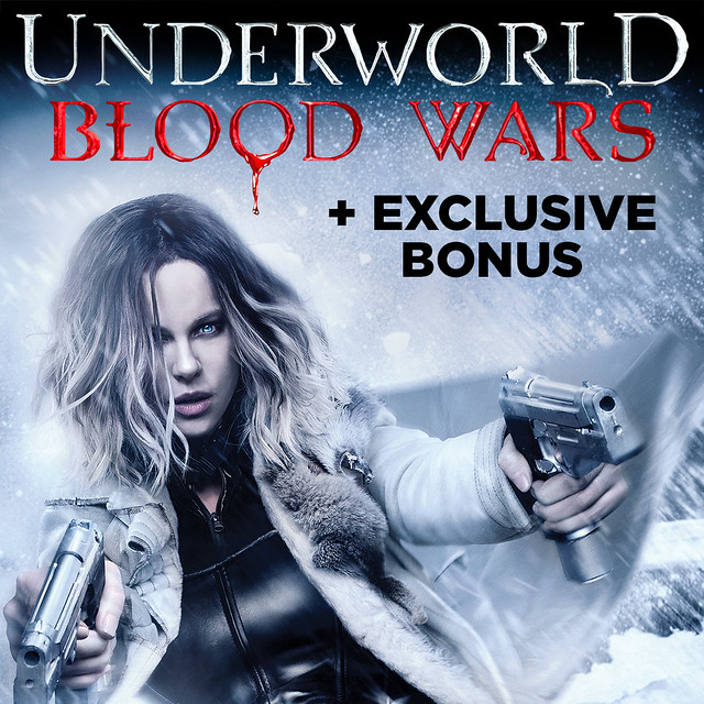Underworld: Blood Wars (plus bonus features)