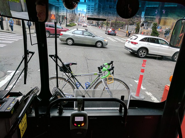 Fast Bike, Slow Bus
