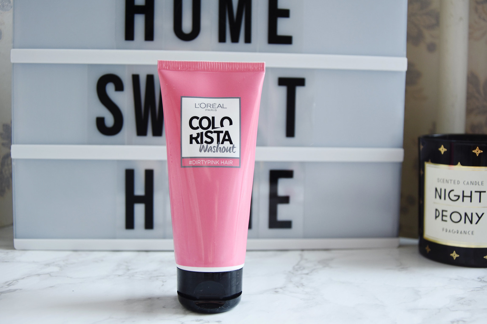 L'Oreal Colorista Washout Dirty Pink review