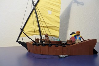 Dhow | by Legostone