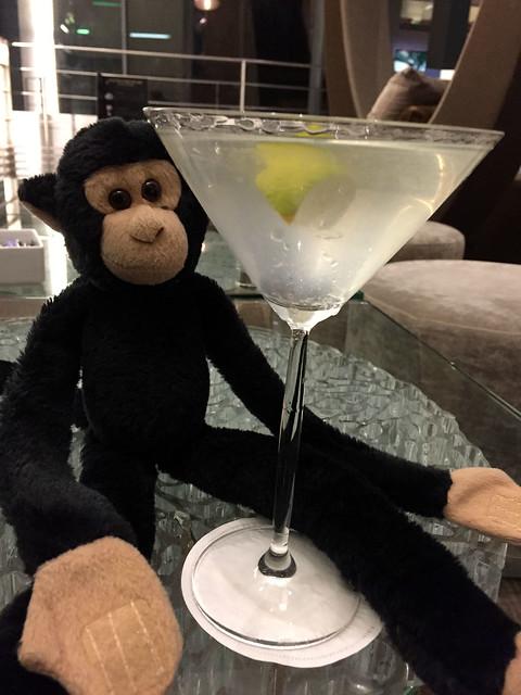 Monkey, James Monkey