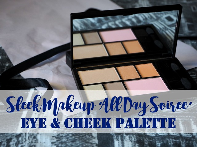 Sleek Makeup All Day Soiree Eye & Cheek Palette