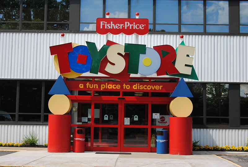 Fisher-Price Store, East Aurora, New York