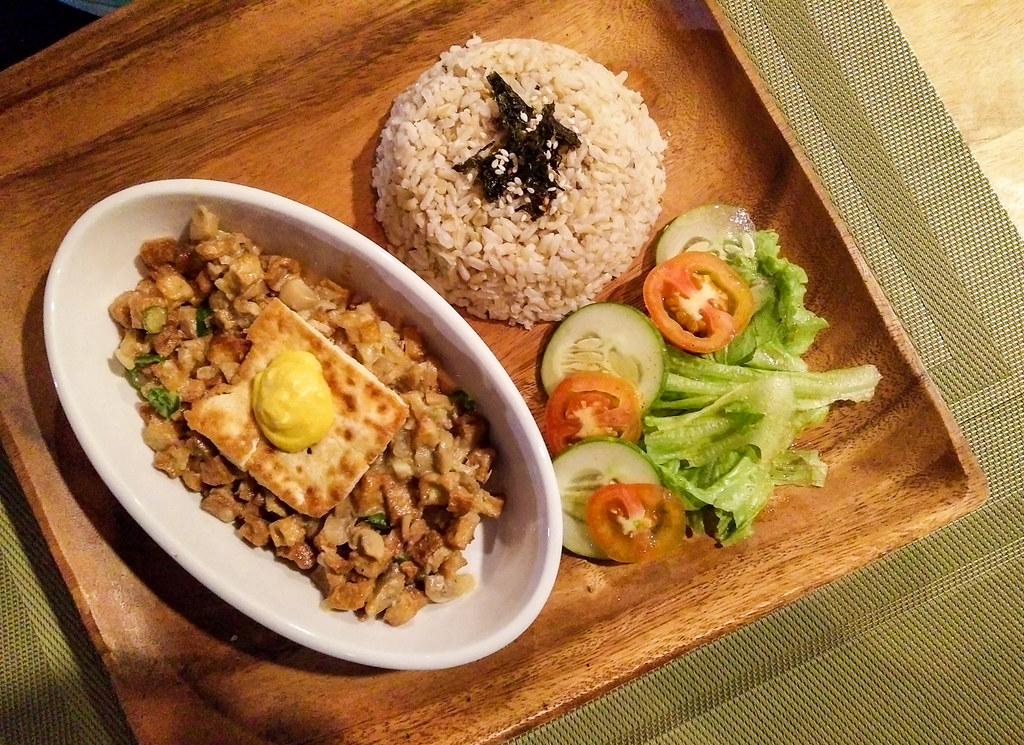Lunhaw Vegan Cafe, Cebu-3